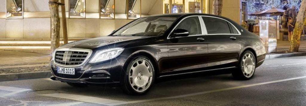 Mercedes-Benz S600 Maybach