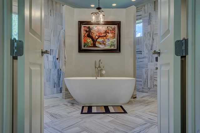 Latest bathroom design