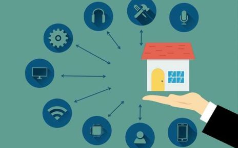 Smart home security technology