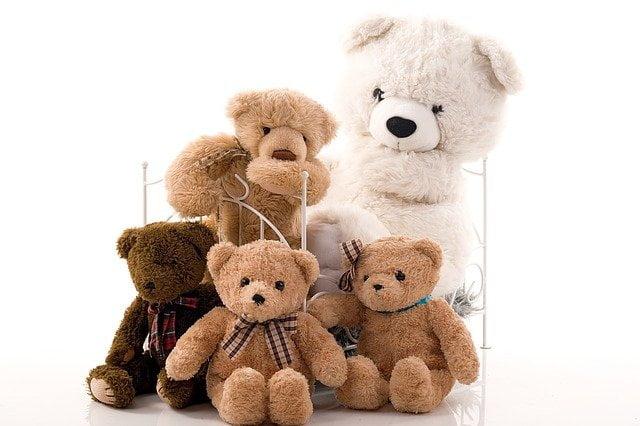 Teddy Bear for Girls